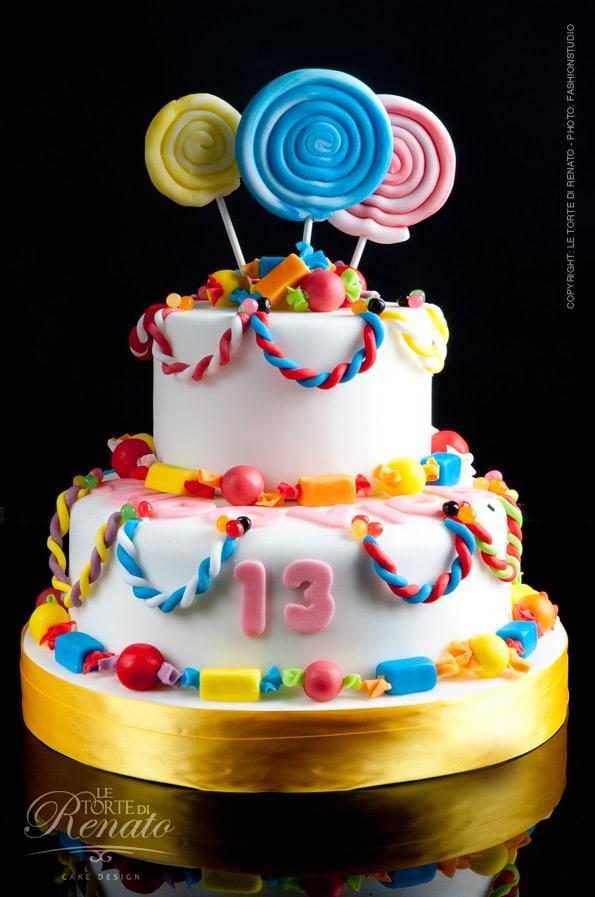 birthday cake Ludovica