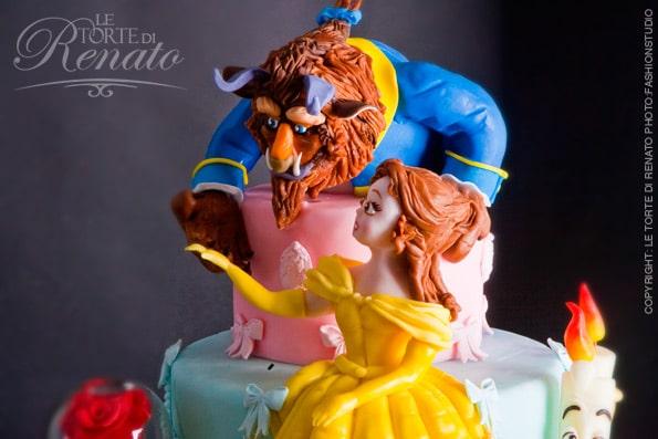 Cake Design: La Bella e la Bestia