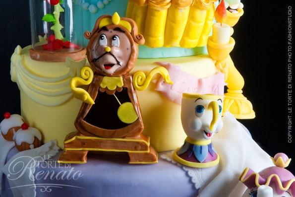 alcuni personaggi di questa torta da favola
