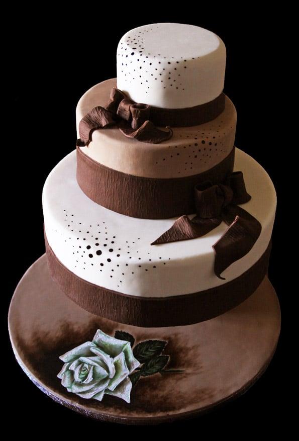 L'eleganza della torta di Michela di Bari