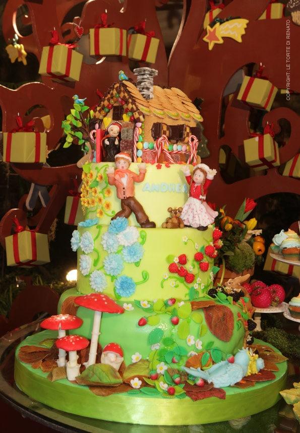 Hansel e Gretel - Le Torte di Renato