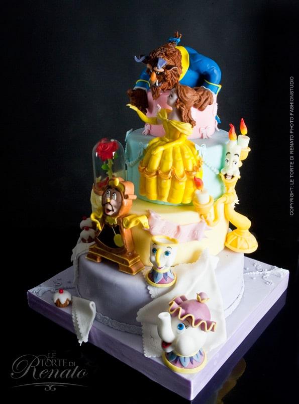 le torte di Renato Ardovino - the Beauty and the Beast