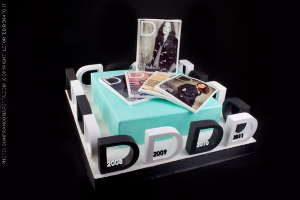 torta D La Repubblica