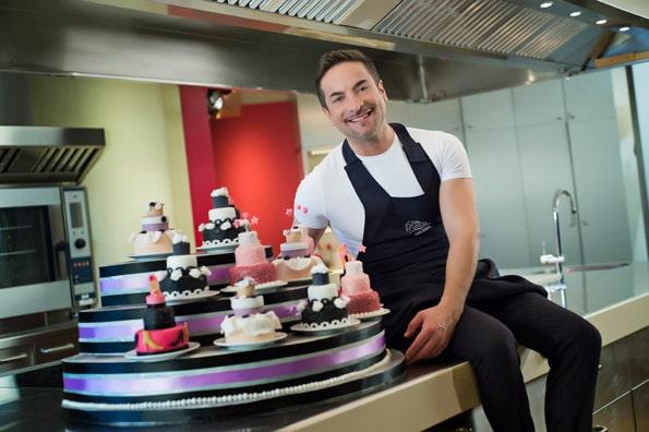 Renato Ardovino - torte in corso nuova stagione dall'8 aprile su Real Time
