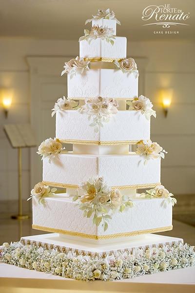 Le Wedding Cake di Renato Ardovino – Le torte di Renato
