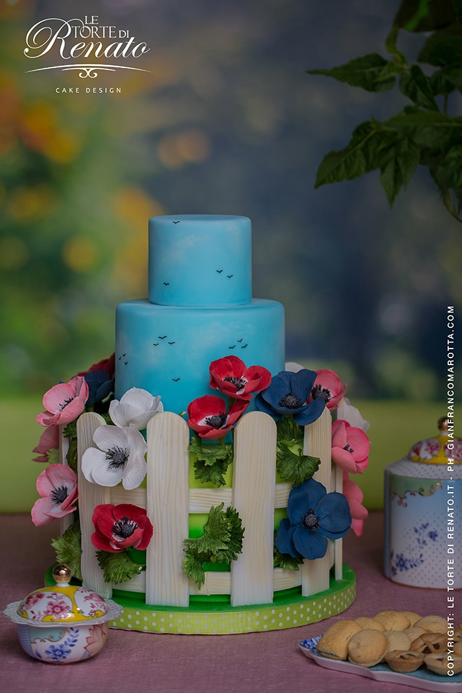 torta anemoni con logo 2