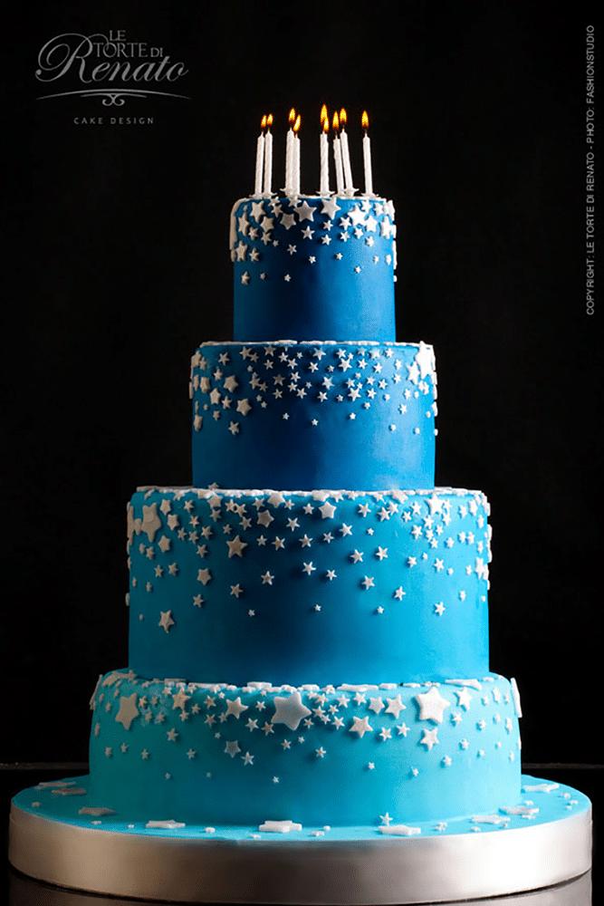 Celebration Cake Le Torte Di Renato