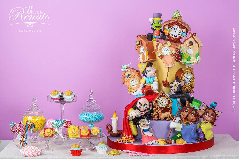 Torte per bambini   Le torte di Renato