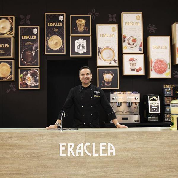 Renato Ardovino Brand Ambassador di Eraclea